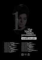 The Black Heart Procession [USA] + Juvie [us] + Jakub Šimanský [cz] + Sam Coomes [USA]